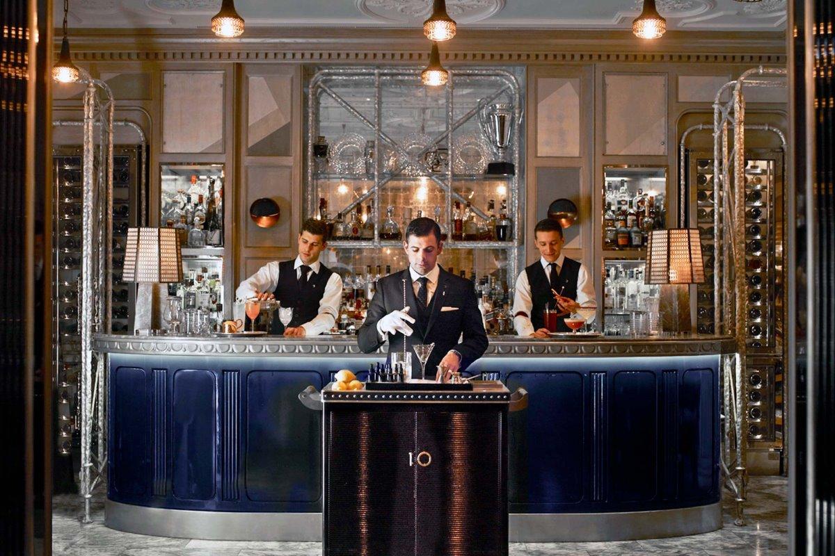 50 καλύτερα bars στον κόσμο και 2 ελληνικά το Connaught Bar πρώτο στη λίστα
