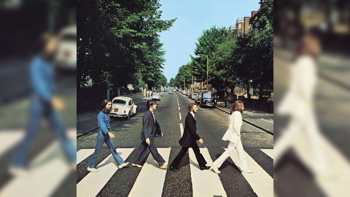 Διάσημοι δρόμοι στον κόσμο μεταξύ αυτών ο Abbey Road στο Λονδίνο