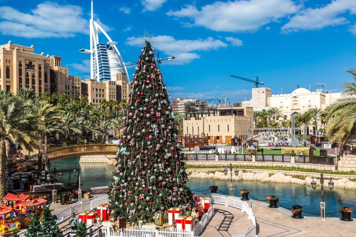 Χριστούγεννα , Ντουμπάι