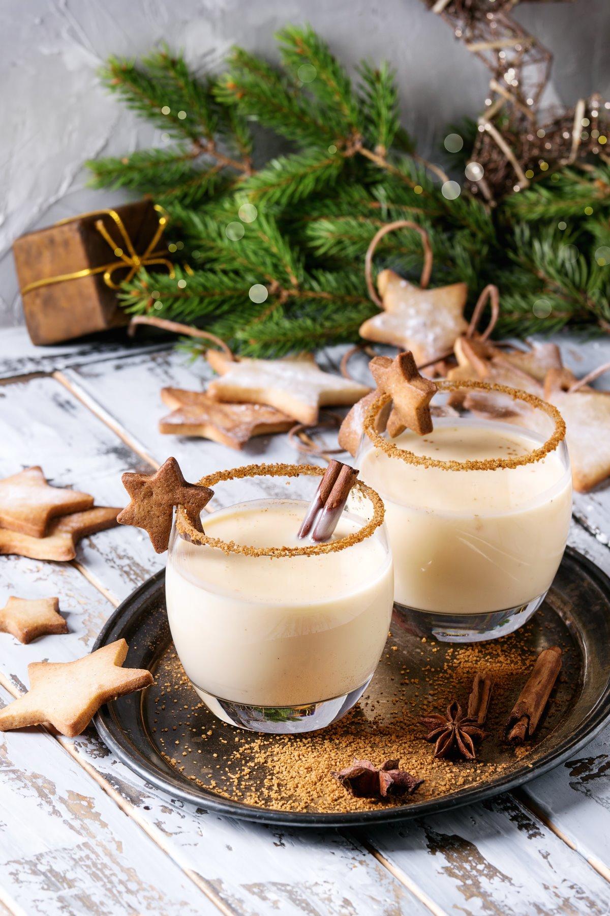 Έγκ νογκ, το ποτό των Χριστουγέννων