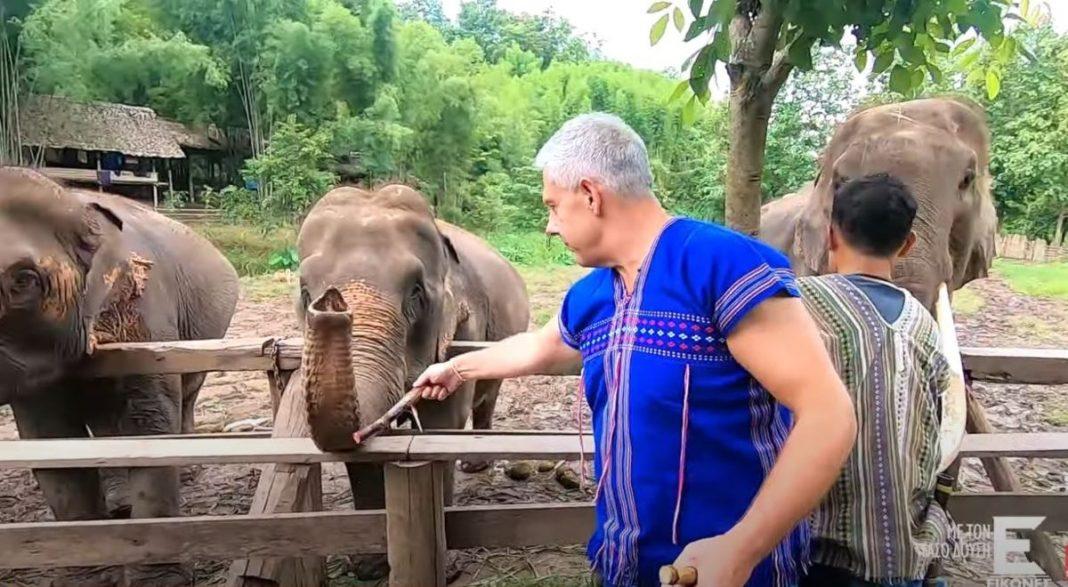 Εικόνες Βόρεια Ταϊλάνδη
