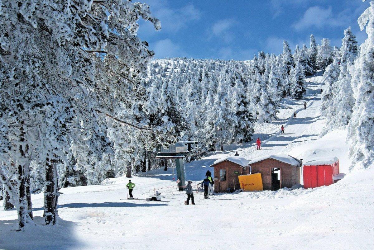 top χειμερινοί προορισμοί ελατοχώρι στα χιόνια