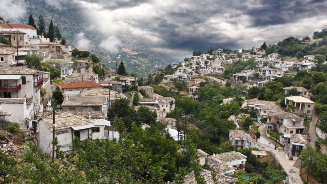 Ορεινά χωριά Ελλάδα Καστάνιτσα
