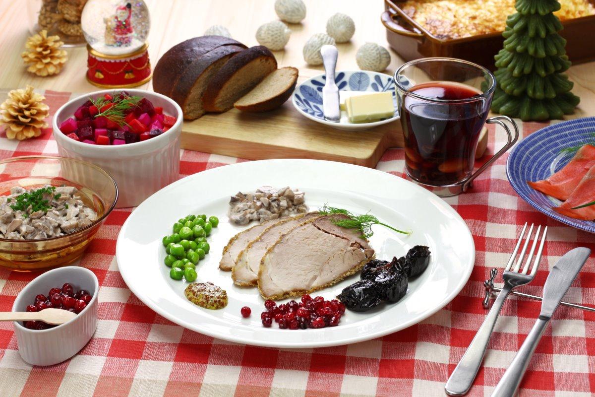Παραδοσιακές χριστουγεννιάτικες συνταγές με glogg