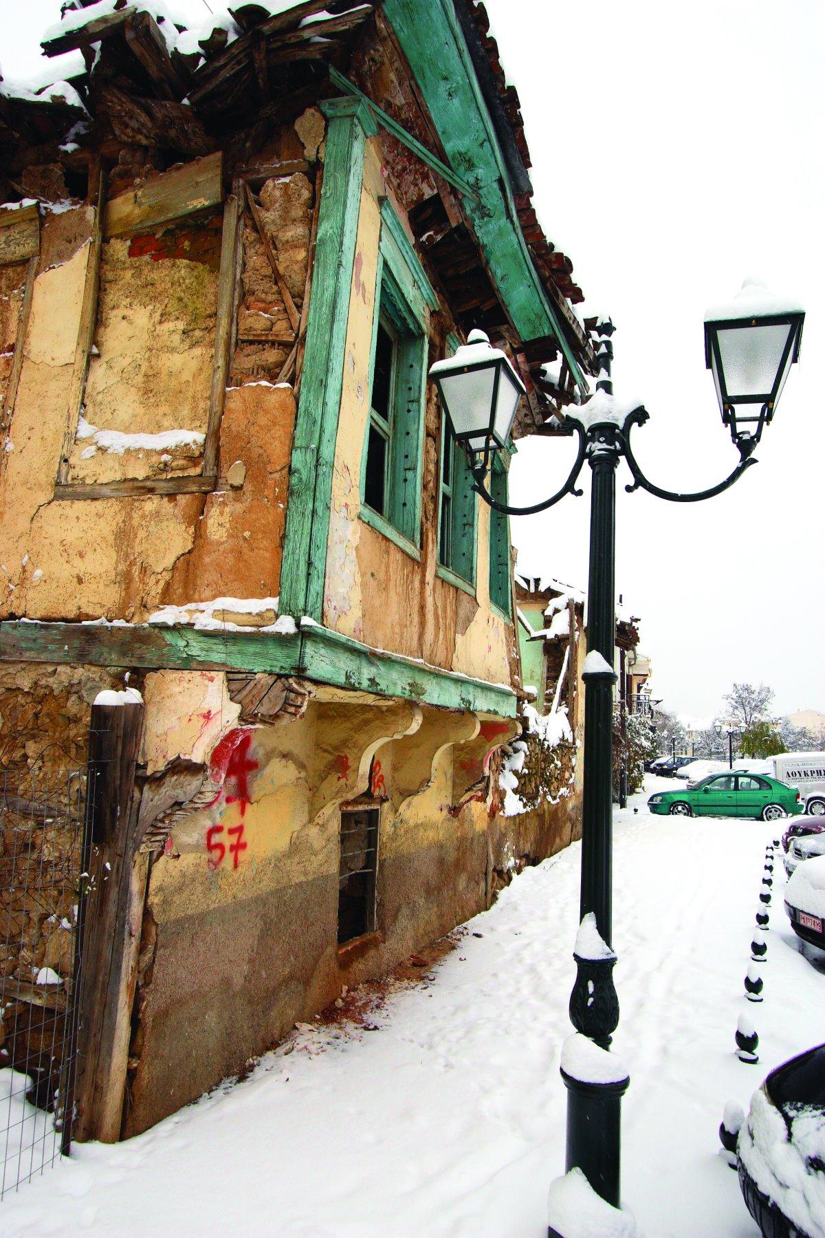 Φλώρινα χιονισμένη