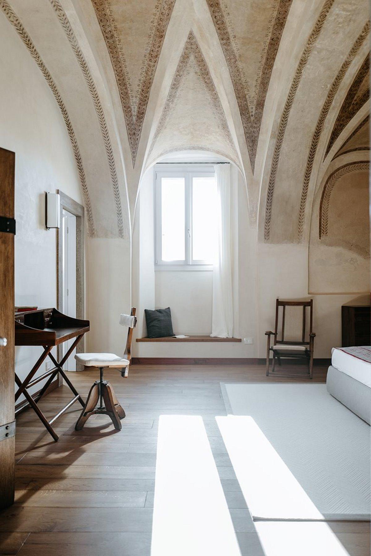 Forte San Giortgio στην Τοσκάνη luxury ξενοδοχείο