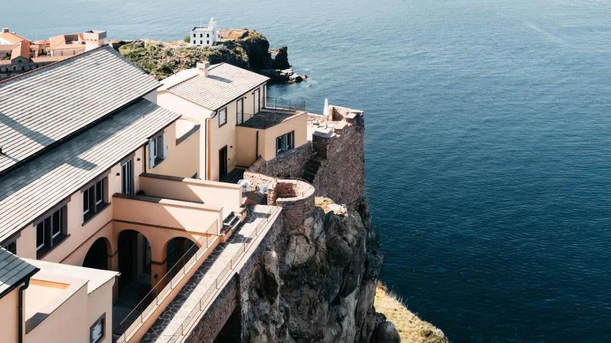 Forte San Giortgio στην Τοσκάνη luxury ξενοδοχείο με υπέροχη θέα