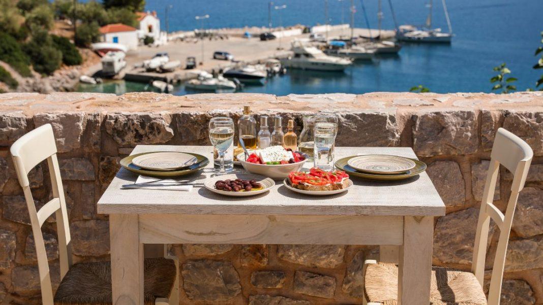 κορυφαίος προορισμός γαστρονομίας η Ελλάδα