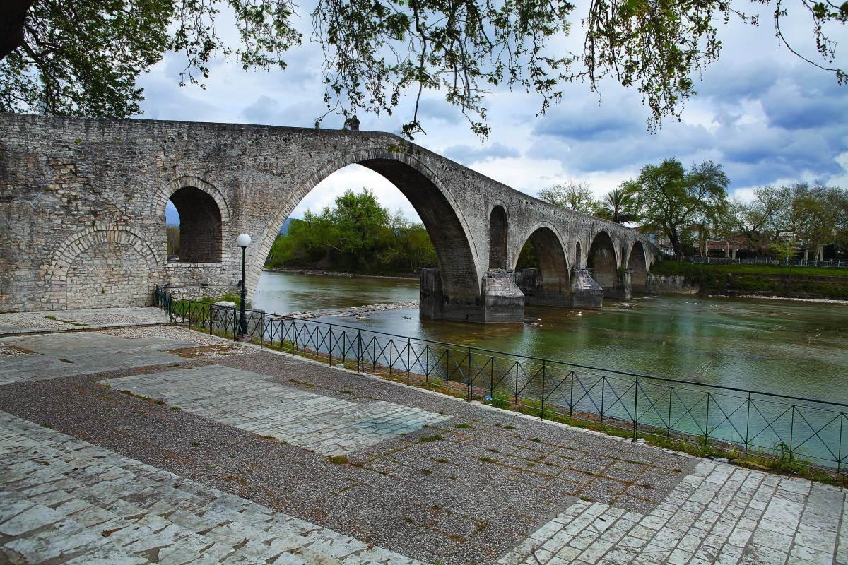 Γεφύρι Αρτας αξιοθέατα και μυστικά Ηπείρου