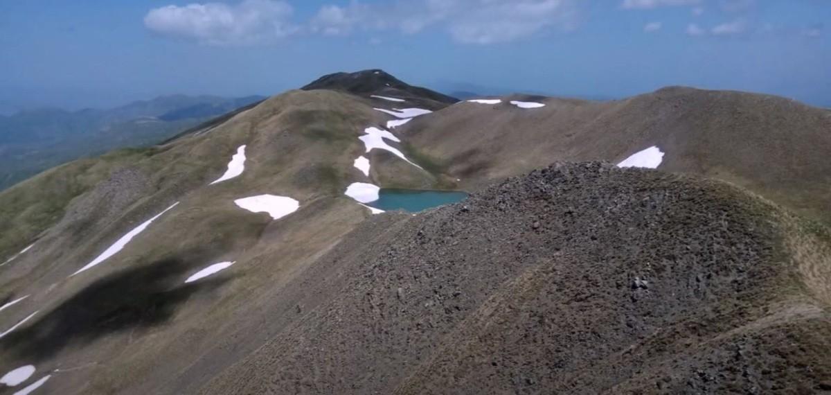 Λίμνη Γκιστόβα Γράμμος