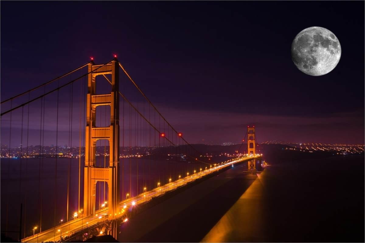 Σαν Φρανσίσκο, ΗΠΑ, η γέφυρα