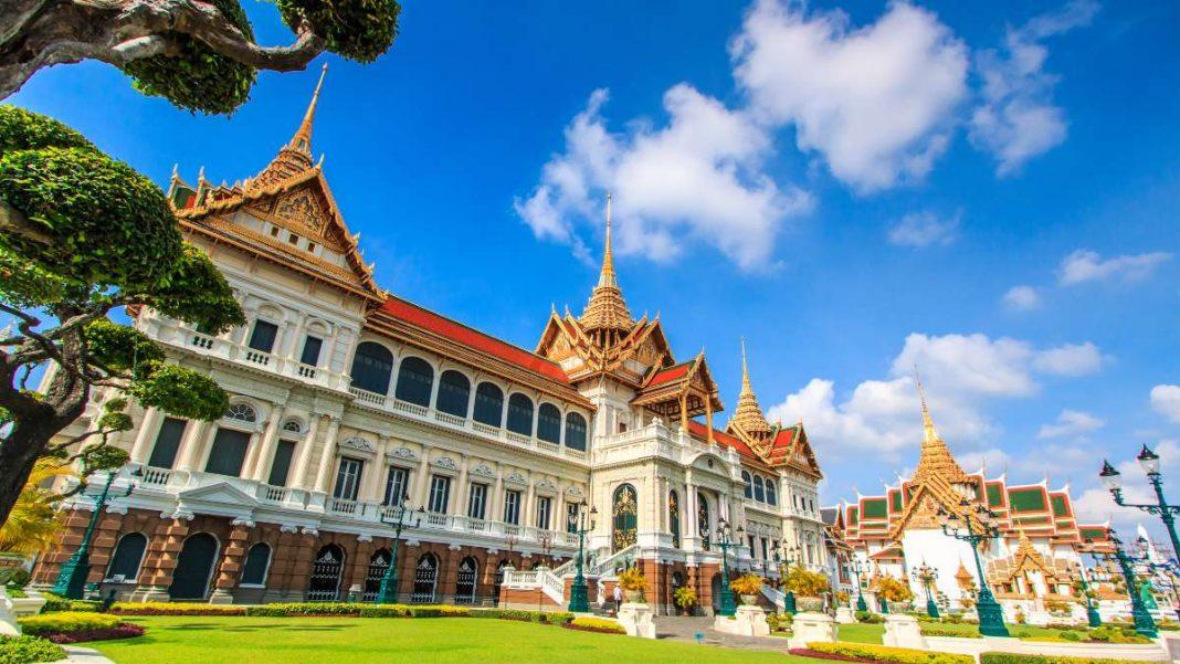 Ξενάγηση στο Μεγάλο παλάτι της Μπανγκόκ, Εικόνες
