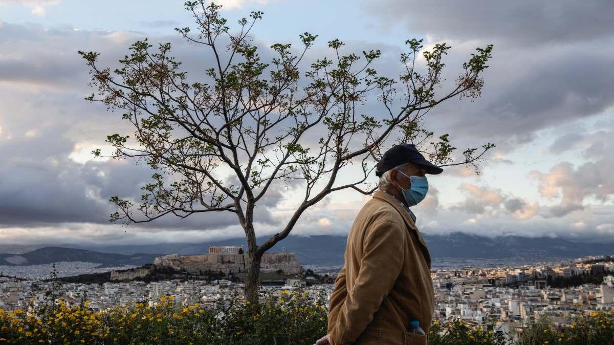 Αρνητές κορονοϊού Ελλάδα