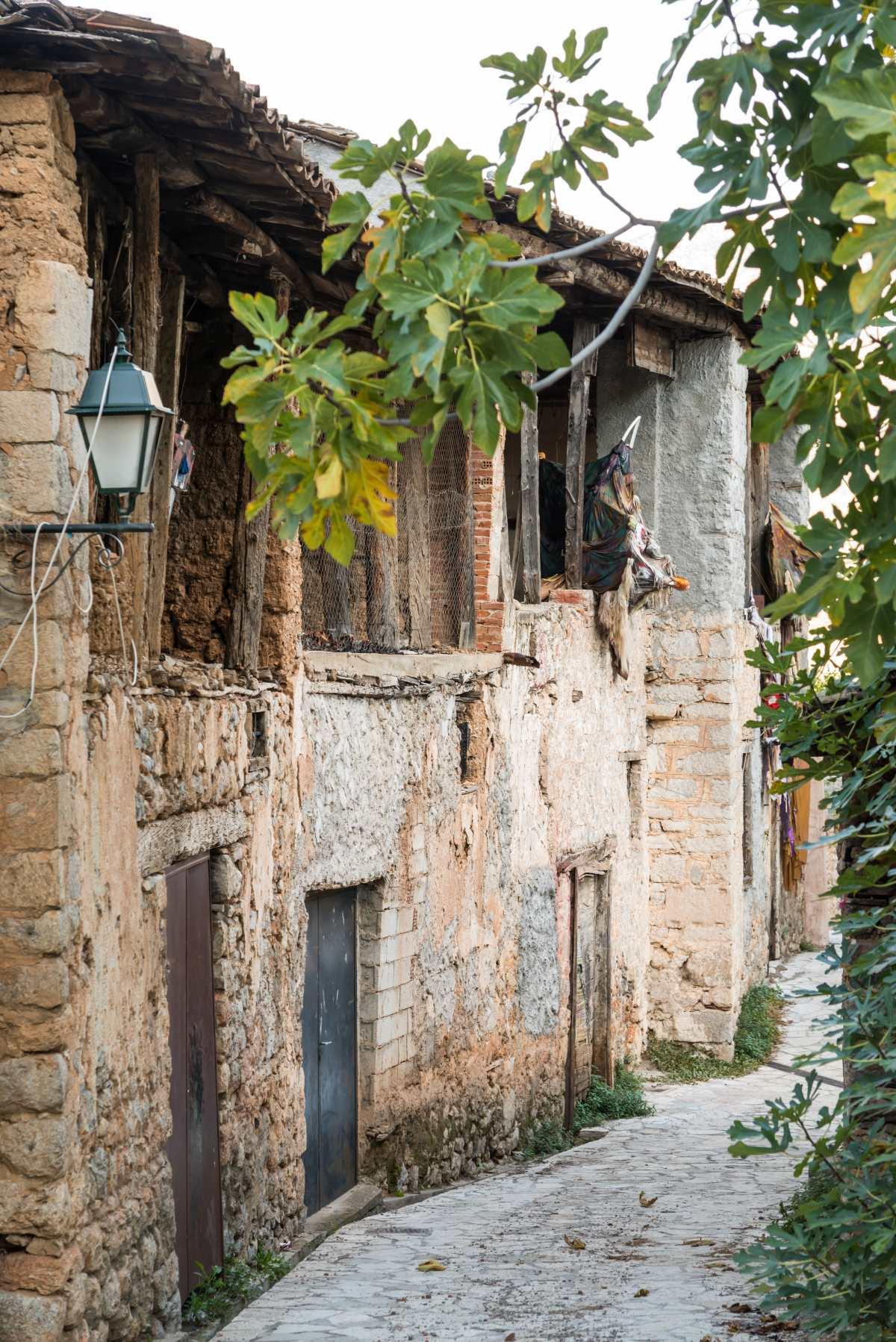 Βόλτα στην ιστορική συνοικία της Άμφισσας την Χάρμαινα