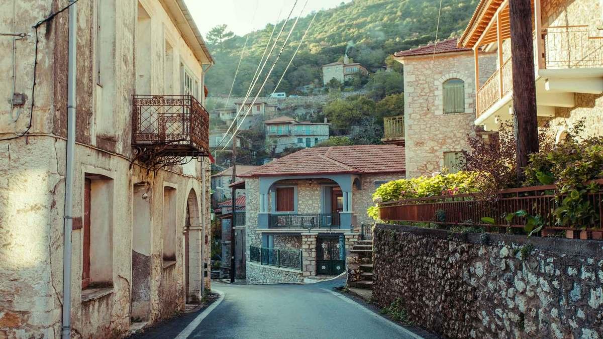 Rent a House η νέα ταξιδιωτική τάση σε χωριό