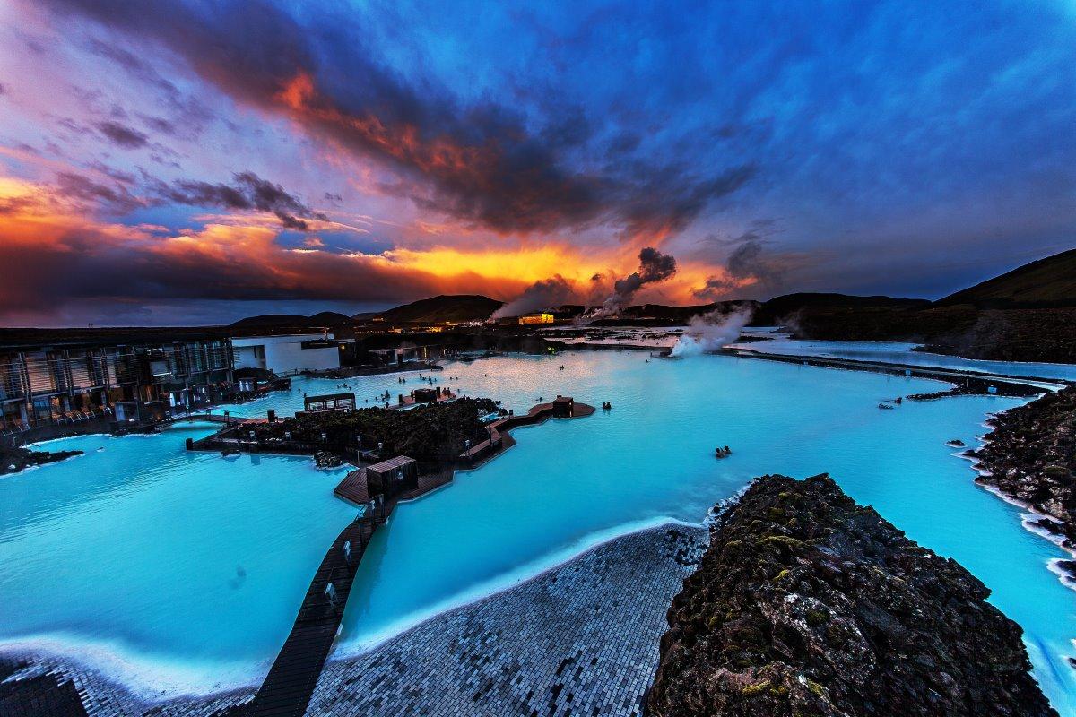 Ισλανδία, Blue Lagoon