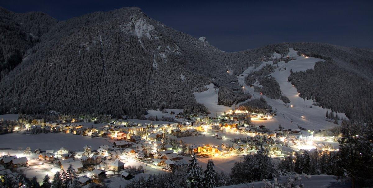 όμορφα ιταλικά χωριά ορεινά San Vigilio di Marebbe
