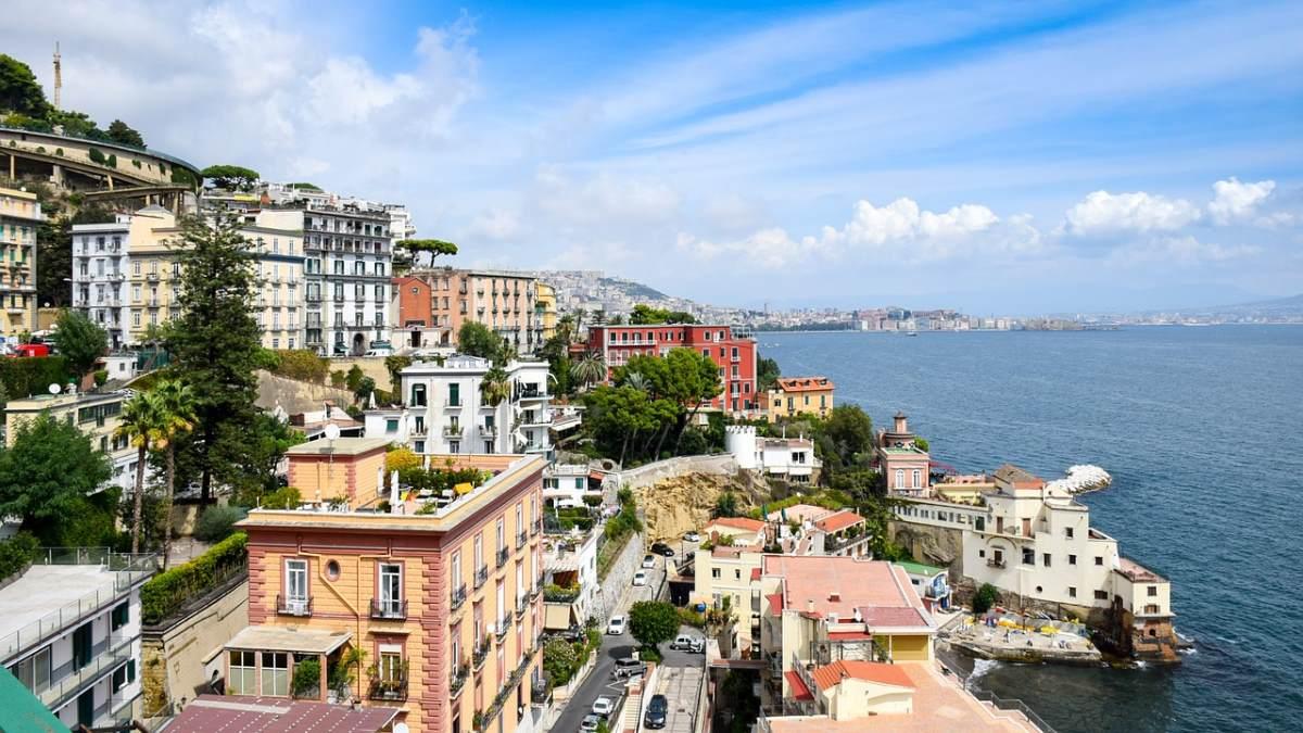 Νάπολη, λιμάνι