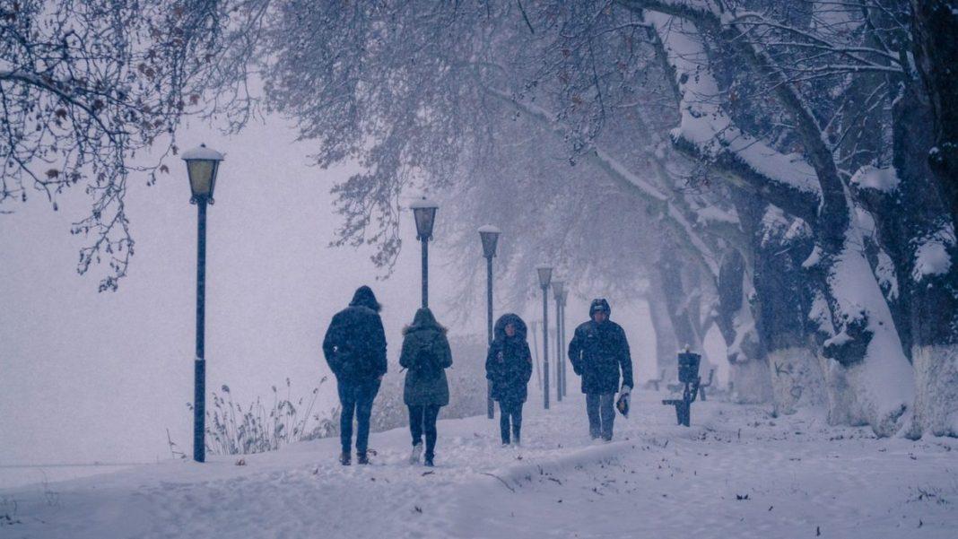 Βαρύς χειμώνας 2020 - 2021