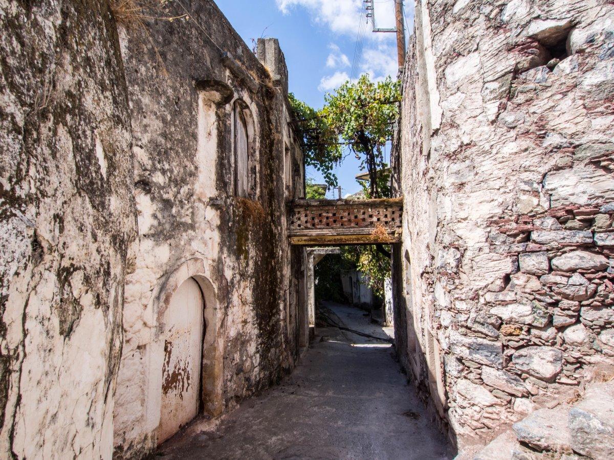 Καλάμι: Το χωριό - φάντασμα της Κρήτης