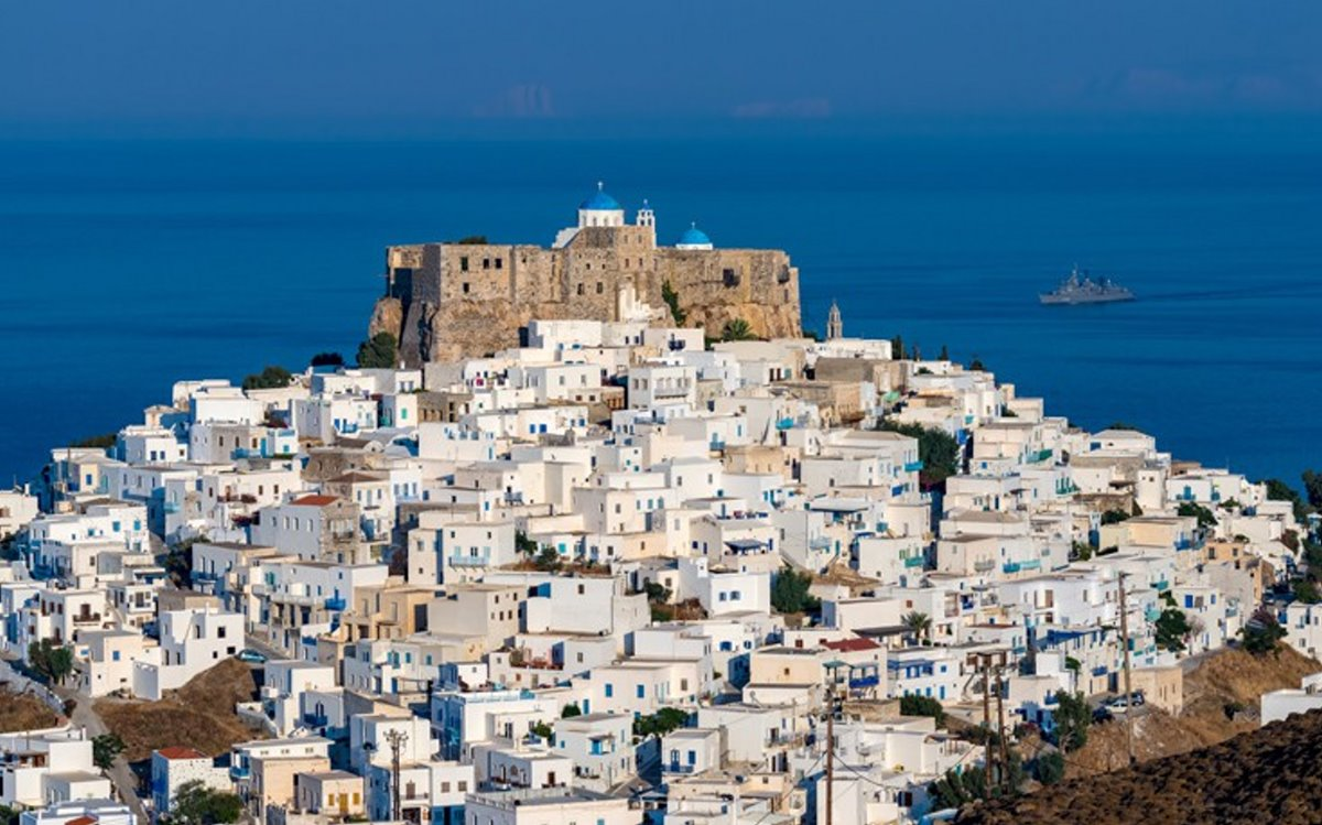 καστροπολιτείες Ελλάδα κάστρο αστυπάλαια