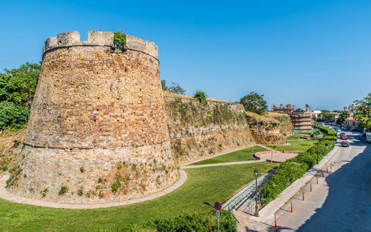 καστροπολιτείες Ελλάδα κάστρο χίος