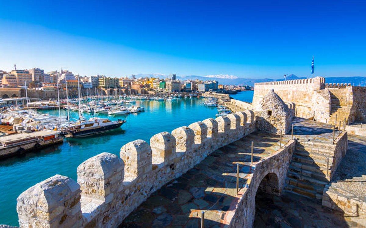 καστροπολιτείες Ελλάδα κάστρο Γκούλε Ηράκλειο Κρήτης