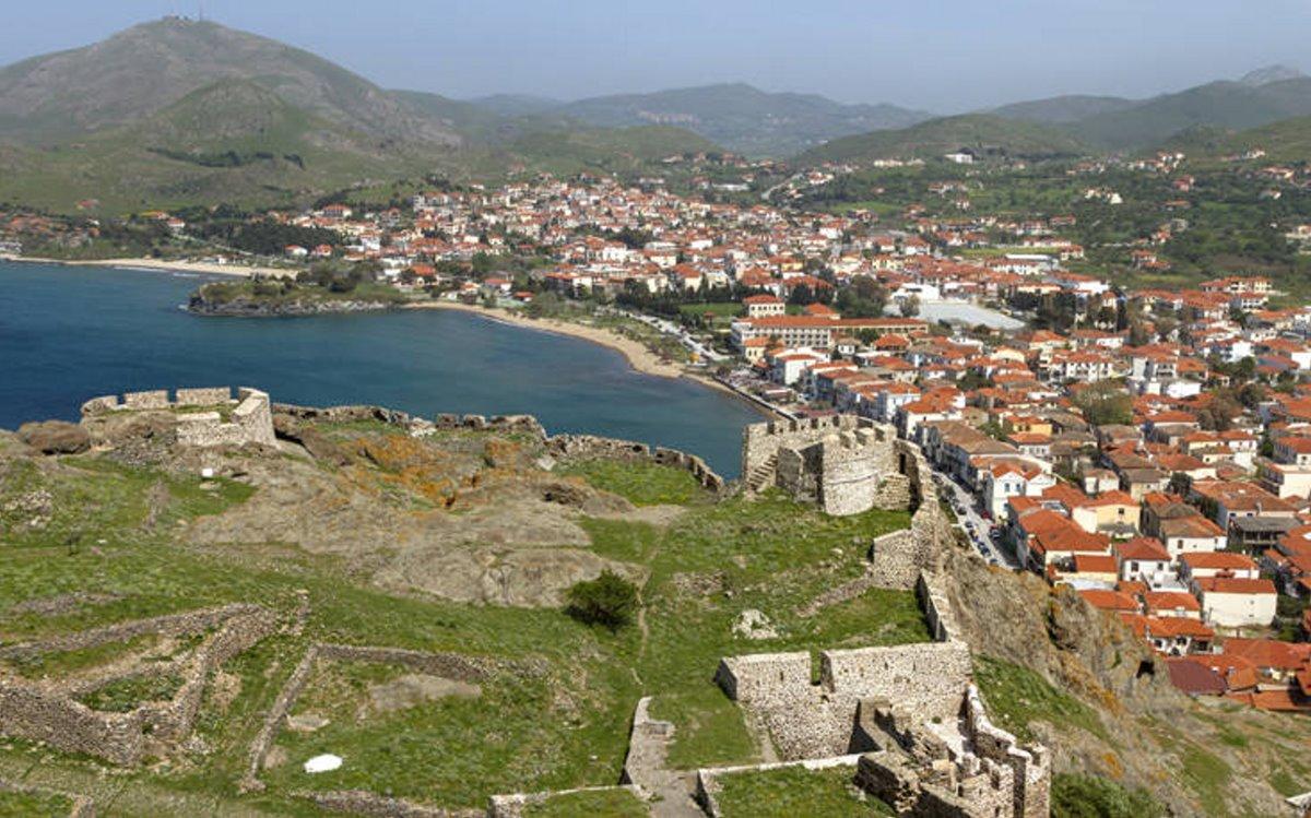 καστροπολιτείες Ελλάδα κάστρο λήμνος