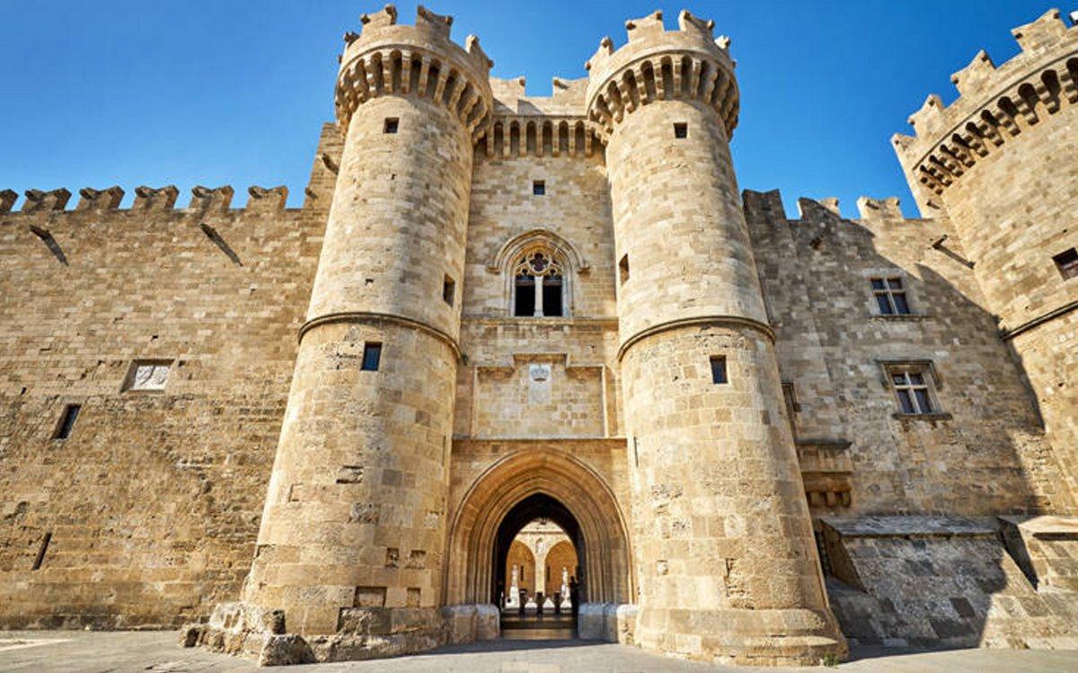 Ρόδος κάστρο