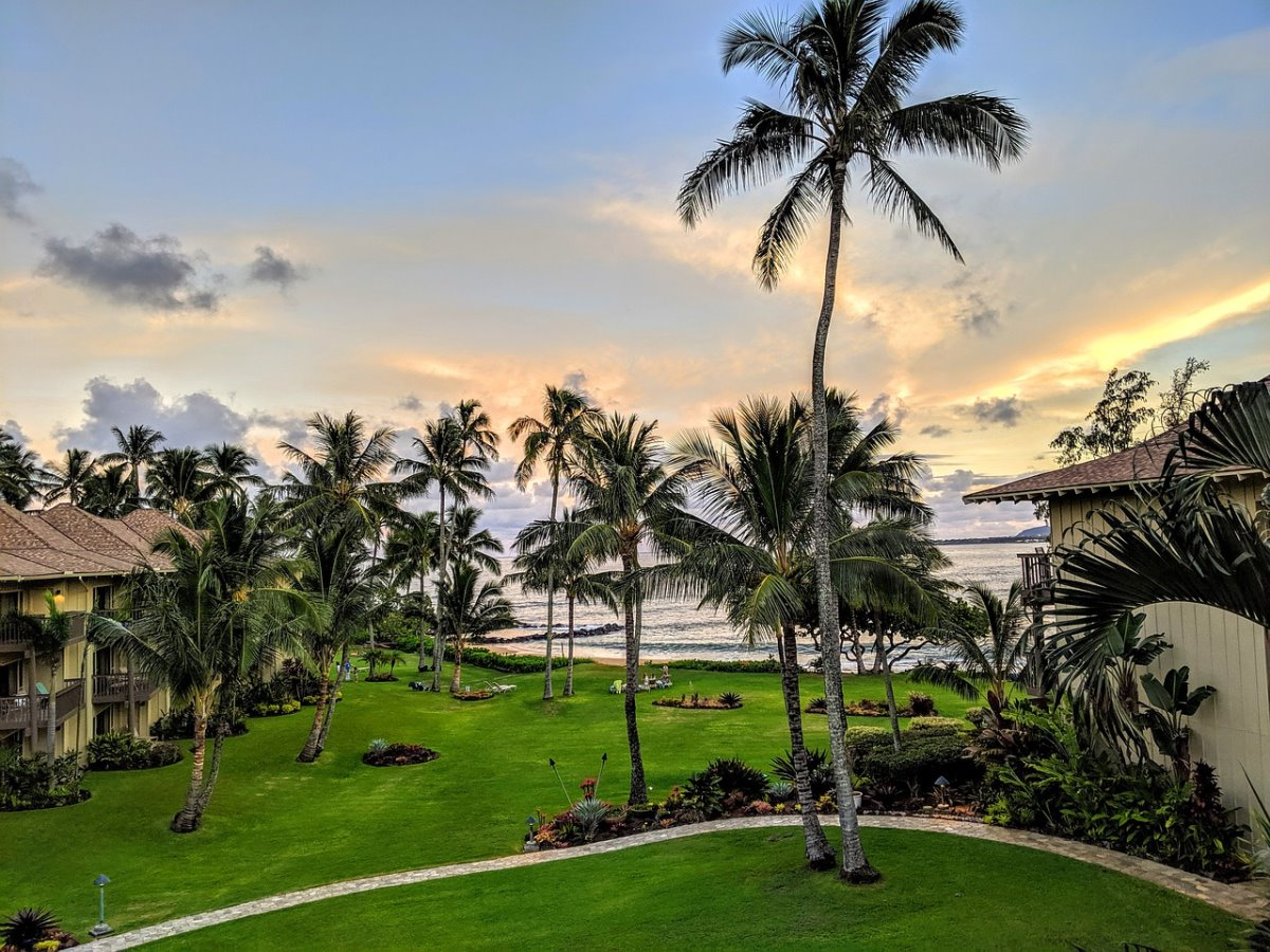 Resort μπροστα στη θαλασσα, Kauai Χαβάη