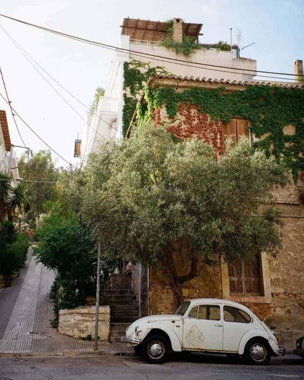 όμορφη γειτονιά στις καλύτερες του κόσμου το Κουκάκι