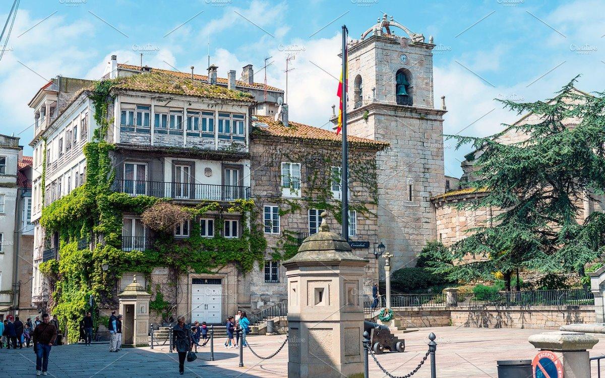 la Coruna ισπανία πόλη outsider Ευρώπη