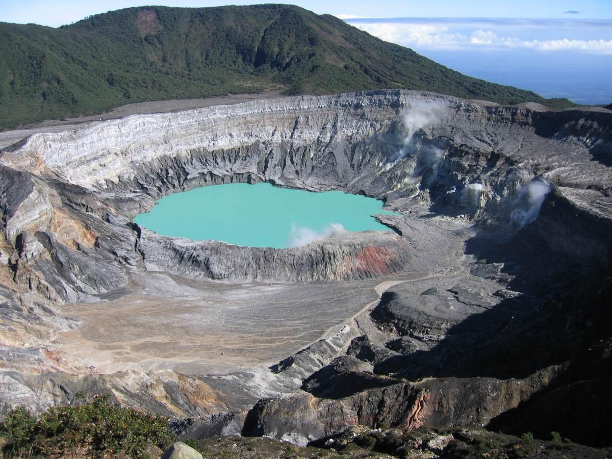 laguna Caliente, Κόστα Ρίκα