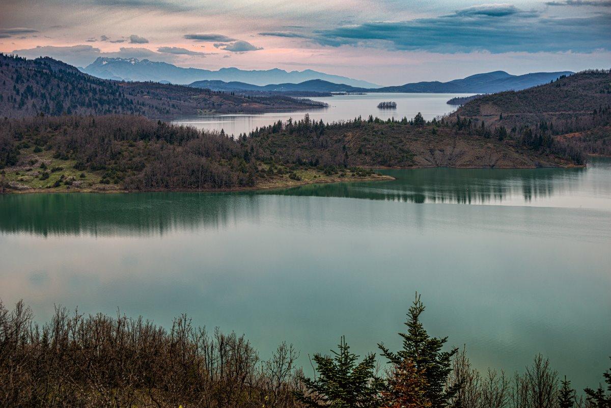 Λίμνη Πλαστήρα, πανοραμική