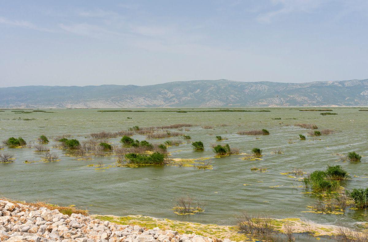 Λίμνη Κάρλα, Πήλιο