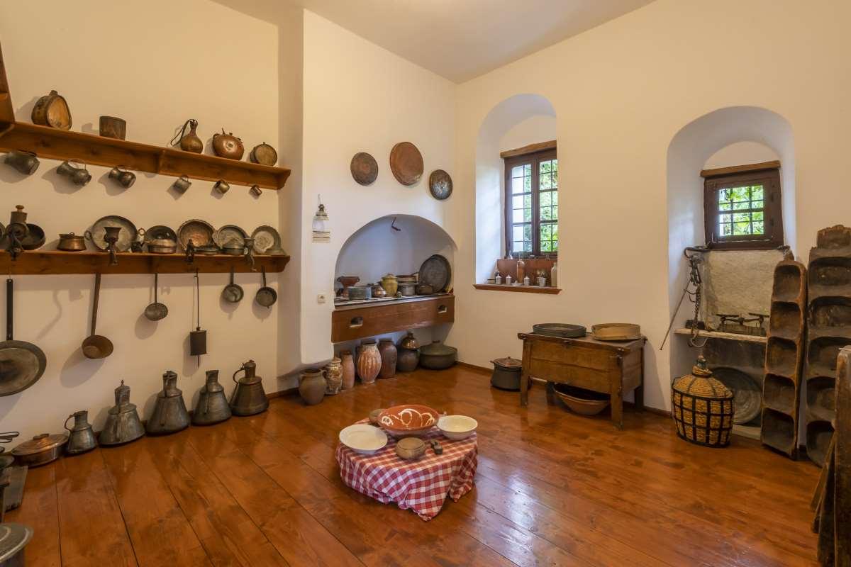 Λαογραφικό μουσείο Μακρινίτσας