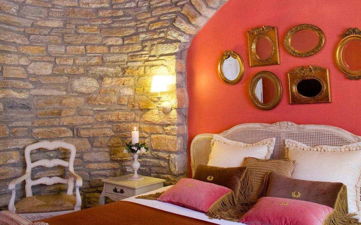 Minelska Resort Πήλιο πολυτελές δωμάτιο με πηλιορείτικη αρχιτεκτονική