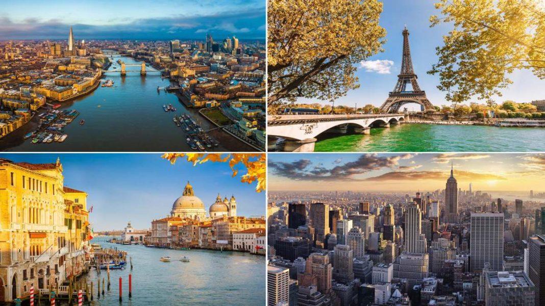 10 καλύτερες πόλεις στον κόσμο 2021