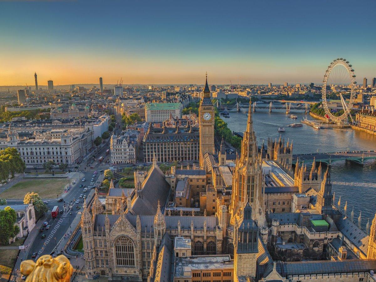 10 καλύτερες πόλεις στον κόσμο 2021 Λονδίνο