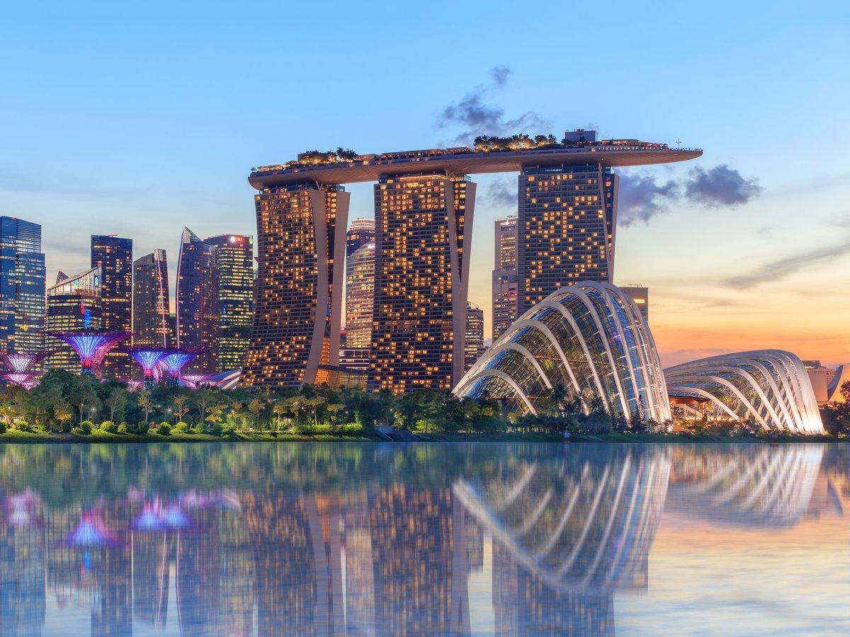 10 καλύτερες πόλεις στον κόσμο 2021 Σιγκαπούρη