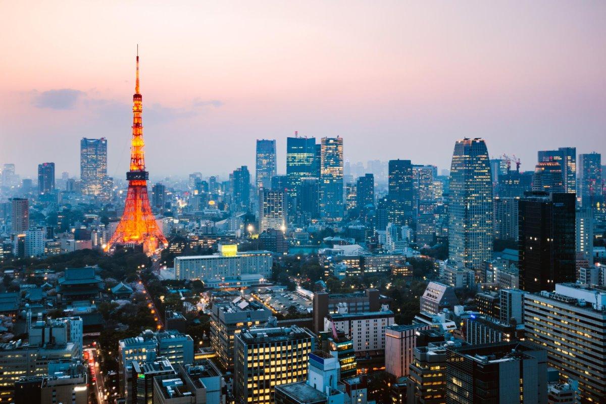 10 καλύτερες πόλεις στον κόσμο 2021 Τόκιο