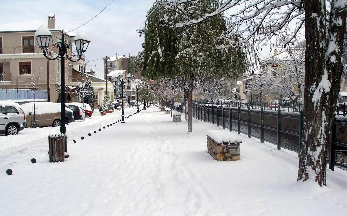 Νευροκόπι Σιβηρία χιόνια στην πιο κρύα πόλη