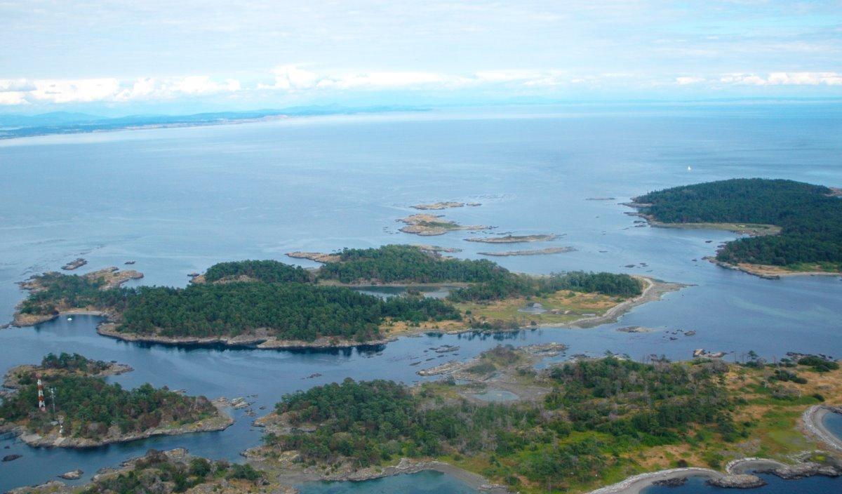 Νησιά Τσατάμ Νέα Ζηλανδία αρχιπέλαγος με τουρισμό