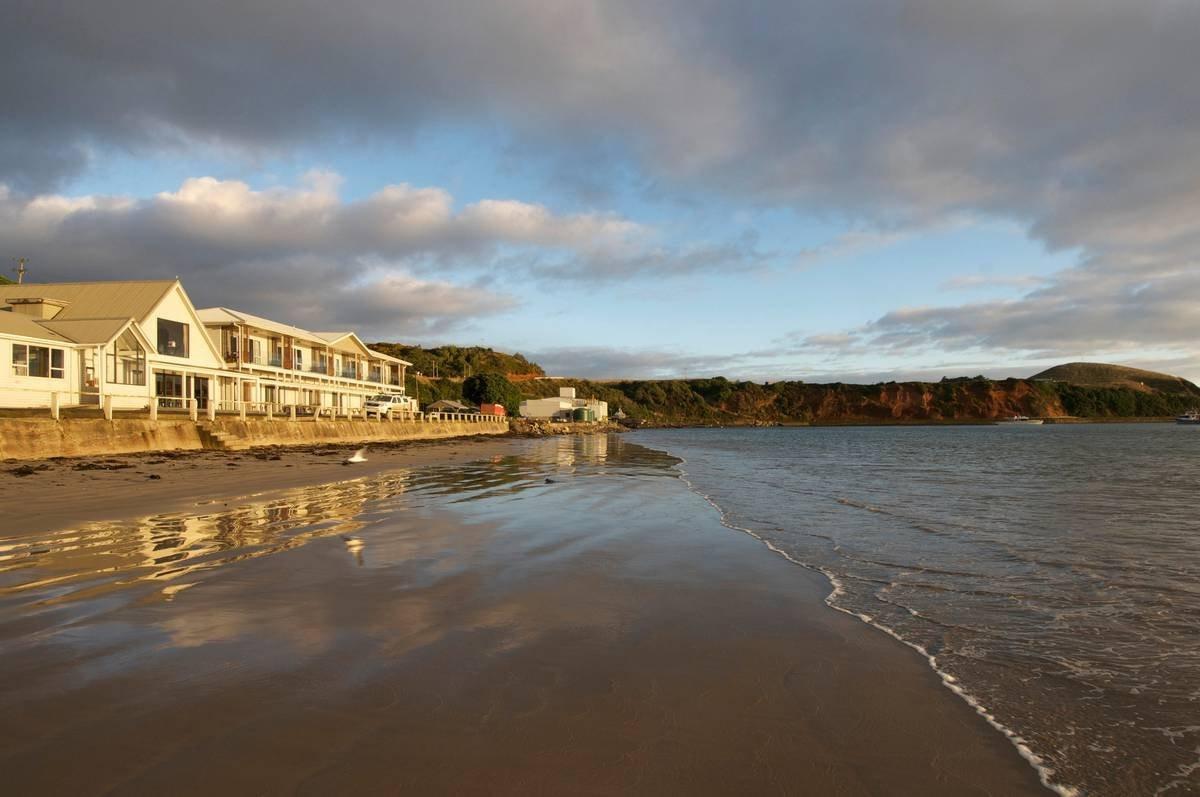 Νησιά Τσατάμ Νέα Ζηλανδία ξενοδοχείο για τουρίστες