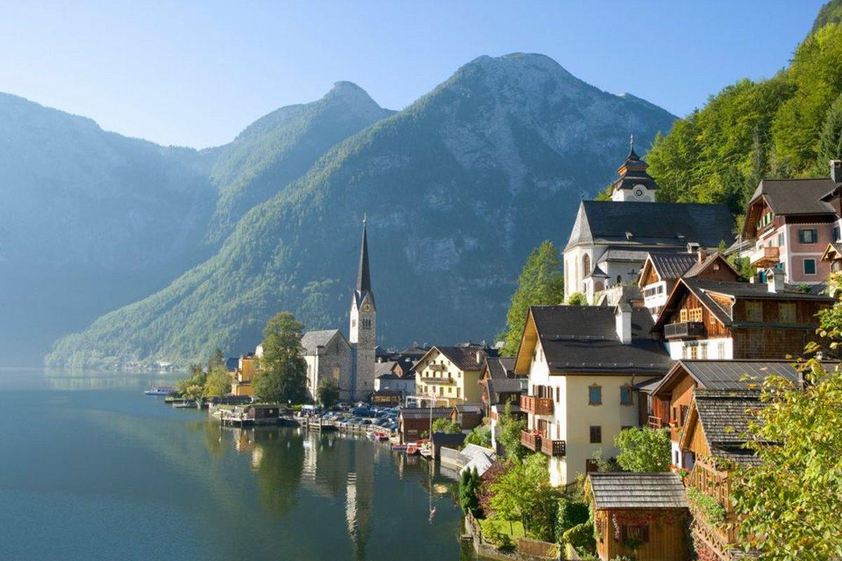 Οικολογική χώρα Αυστρία