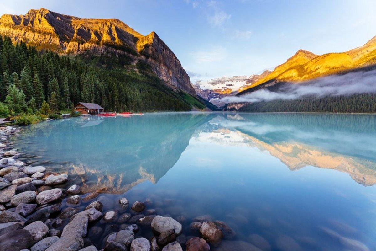 Οικολογική χώρα Καναδάς