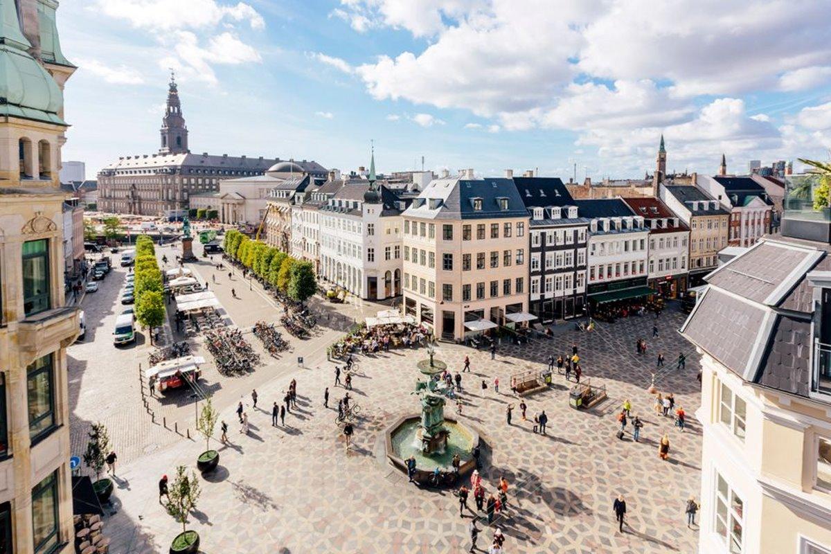 Οικολογική χώρα Δανία