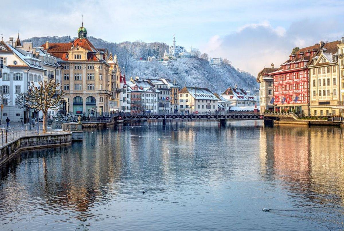 Οικολογική χώρα Ελβετία