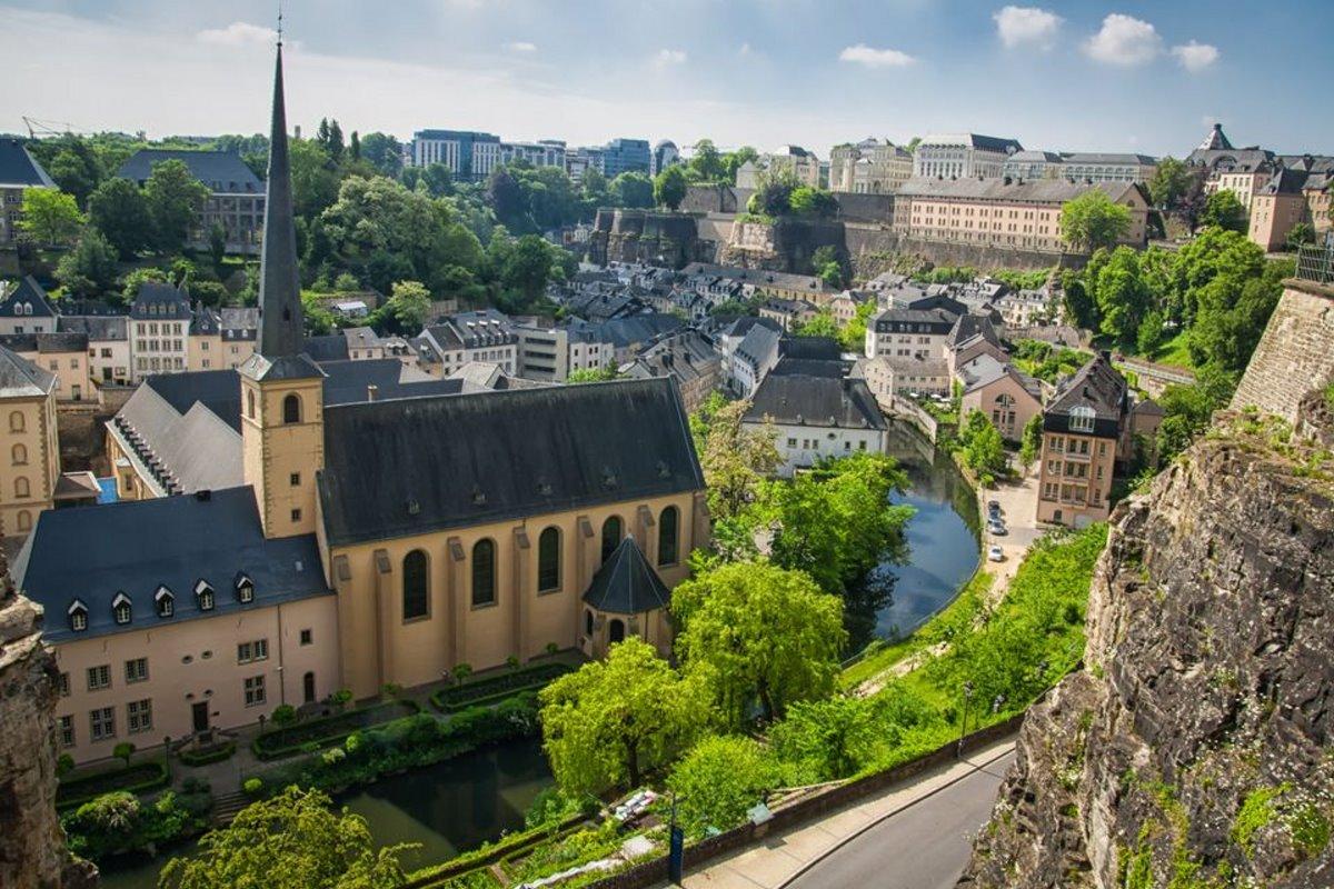 Οικολογική χώρα Λουξεμβούργο