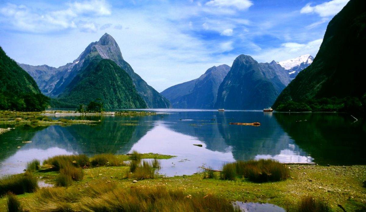 Οικολογική χώρα Νεά Ζηλανδία